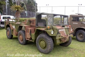 army  6 wheeler truck by hamptonboss