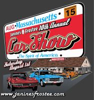 Janine's Frostee Car Show by Jumbienutes