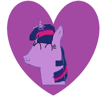 Twilight Sparkle by Theponysource