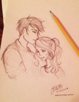 percabeth by meepspeaker