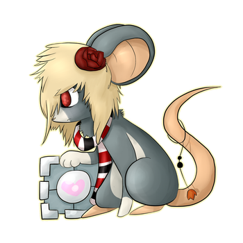 Kiytt the Mouse by Kiytt