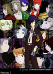 ::Persona 3:: by vikifanatic