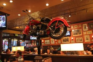 Motorcycle decor by finhead4ever