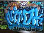 Graffitti art 9 by NiMAKk
