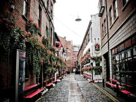 Cathedral Quarter, Belfast by slcrawford