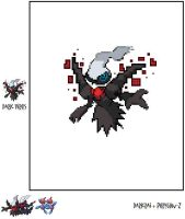 Dark Virus: Darkrai-Dex 3 by SuperSonicGX