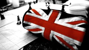 Union Jack by Krudele