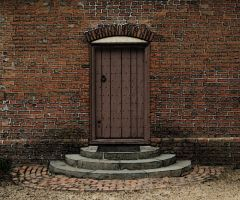 Door by Scarlettletters