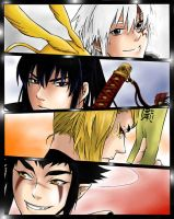 DGM : Repeated Tragedy by Rikulaw