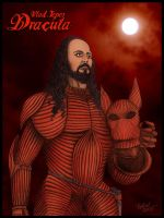 Vlad Tepes Dracula by Belial9 by Horror-Forever