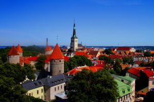 Tallin Old Town 2 by ximocampo