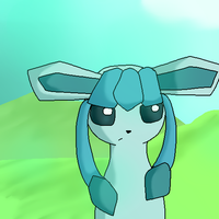 Glaceon by Lithekitty1235
