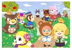 Animal Crossing: New Leaf by betrayal-and-wisdom