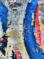 Texture  7 : Red , white and Blue / Montevideo by WillemFred