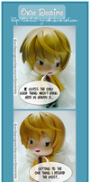 DNComic14 - One Desire by llawliet-ryuzaki
