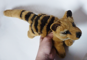 Thylacine - small floppy by goiku
