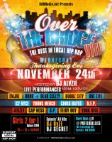 Over The Bridge Flyer by AnotherBcreation