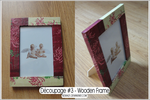 Decoupage 3 - Wooden Frame by Nexaa21