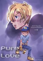 Pure Love Cover by RoronoaxPhantom