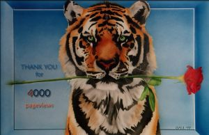 TIGER_Portrait by cmg2901