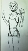 Model Doodle1 by SpiderTech