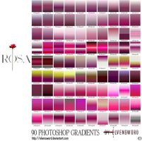 Rosa Ps Gradients by ElvenSword