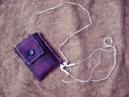 soft bag for mp3 by Arnelica