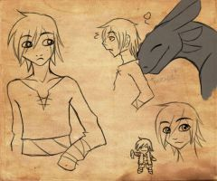 Hiccup doodles by Ziconia