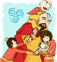 ALOK - Father Tenzin by MissBezz