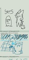 So Nicole made me a comic by Balloons504