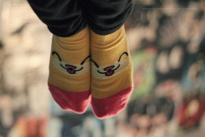 Happy Feet by onwards-and-upwards