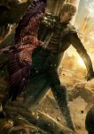 Fandral and His Daemon by LJ-Todd
