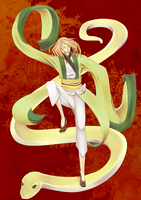 2013 - Year of the Snake! by Soured-Milk