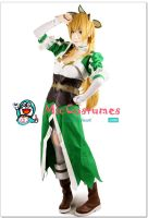 Sword Art Online Leafa Cosplay by miccostumes