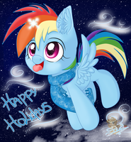 Happy Holidays! by UniSoLeiL