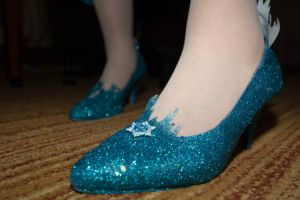 Elsa Shoes by Auradell