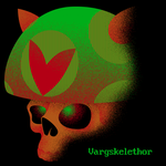 Vargskeletor in DOS by SillyEwe