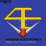 Anaheim Electronics Logo by ComputerGenius