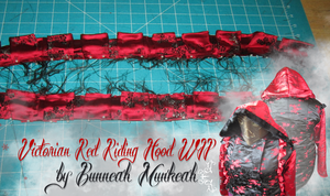 Stage 5: Victorian Red Riding Hood by Bunneahmunkeah