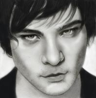 Ed Westwick by LucienAristis