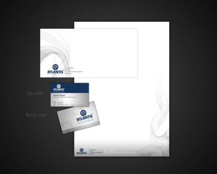 Atlantis group stationary design by ohmto
