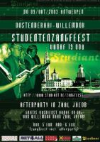 Studiant Studentenzangfeest by h3wi3ntj4h