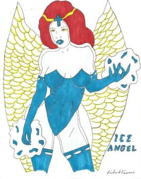 Ice Angel by Richv1