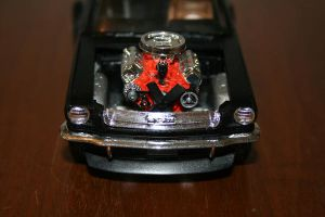426 Hemi in a Smaller Frame by Zepherus