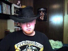 Cowboy From Hell by maniackiller013