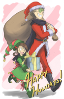 CC: Happy Holidays by forte-girl7