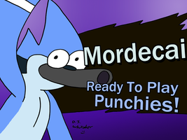 Mordecai Joins the Battle by DJgames