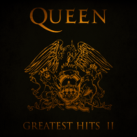 Queen Greatest Hits 2 Cover by teews666