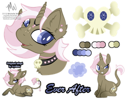 MLP: OC: Ever After by Mychelle