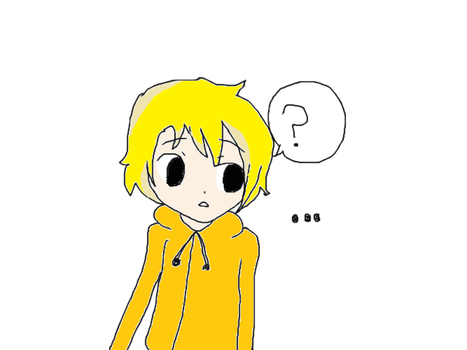 why r confused kenny colored by gimmemyskittles